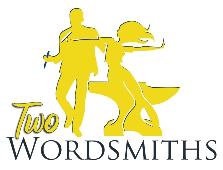 two wordsmiths